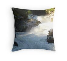Granite Falls Washington Throw Pillow