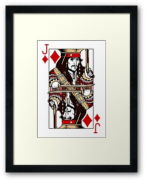 Jack of Diamonds by MrWhaite