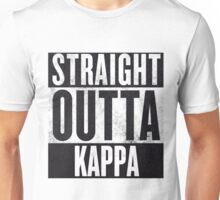 Straight Outta Kappa Unisex T-Shirt