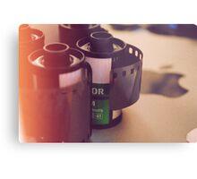 Film and my mac Metal Print