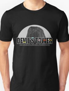 Devil's Tower Extra-Terrestrial Immigration & Processing Centre Unisex T-Shirt