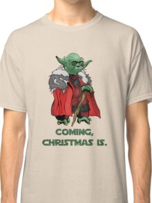 Yoda Stark Christmas Classic T-Shirt