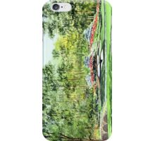 Augusta National Golf Course iPhone Case/Skin