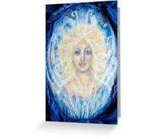 Nightflight fairy Greeting Card