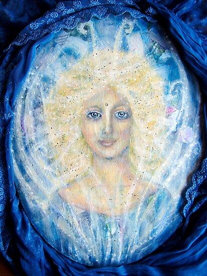Nightflight fairy by Lilaviolet