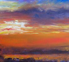 Sunrise  by Karin Zeller