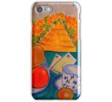 Automne dans les Alpilles iPhone Case/Skin