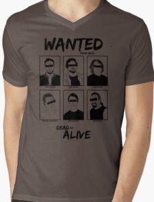Wanted dead or ALIVE Mens V-Neck T-Shirt