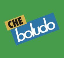 Che Boludo Baby Tee
