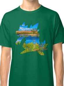 Feraligatr used surf Classic T-Shirt