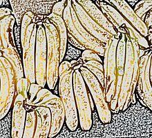 Bananas by Betty Mackey