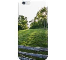 Historic Blenheim I iPhone Case/Skin