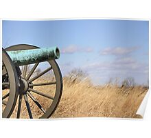 Cannon - Gettysburg, PA Poster