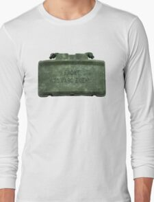 Front Towards Enemy - Claymore  Long Sleeve T-Shirt