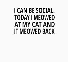 I Can Be Social T-Shirt