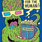 Alien Monster Movie by jarhumor
