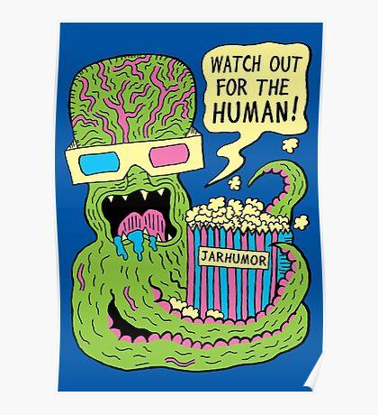 Alien Monster Movie Poster