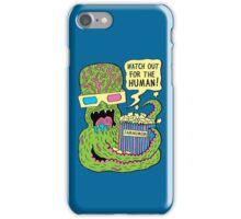 Alien Monster Movie iPhone Case/Skin