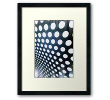 Dotted Framed Print
