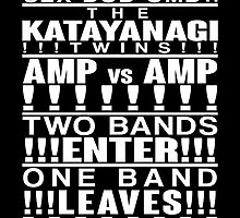 Battle of the Bands by MrMegabyte