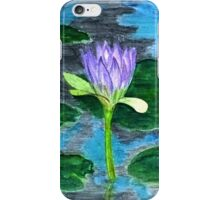 Water Lily from Wasur National Park iPhone Case/Skin