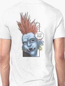 You come get da Voodoo Unisex T-Shirt