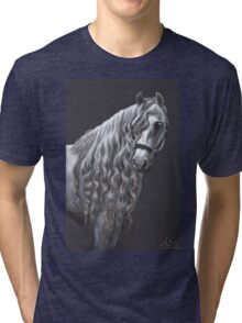 Andalusier - Andalusian Horse Tri-blend T-Shirt