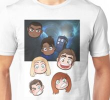 10th squad Unisex T-Shirt