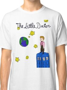 The Little Doctor (open background) Classic T-Shirt