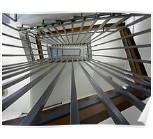Internal Stairs - As Is Poster