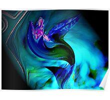 Blue Phantasy Poster