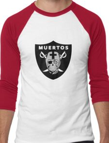 DIA DE LOS MUERTOS Men's Baseball ¾ T-Shirt