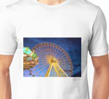 Fun at the Boardwalk Unisex T-Shirt