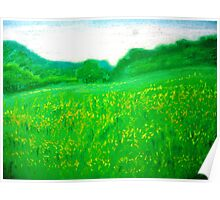 Green Green Grass of Home Poster