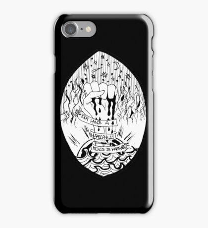 Run - Bring me the horizon iPhone Case/Skin