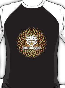 Protohype Logo - White - Special Beltane 2011 Dzyn T-Shirt