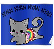 Nyan Nyan Poster