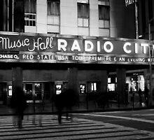 Radio City Music Hall by mjdorn