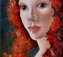 Ophelia by Beata Belanszky Demko