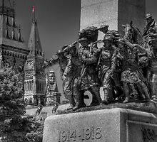 Peace and Remembrance by JamesA1