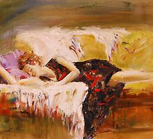 Siesta at afternoon by andrassyp