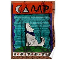 Camp Coyote Poster