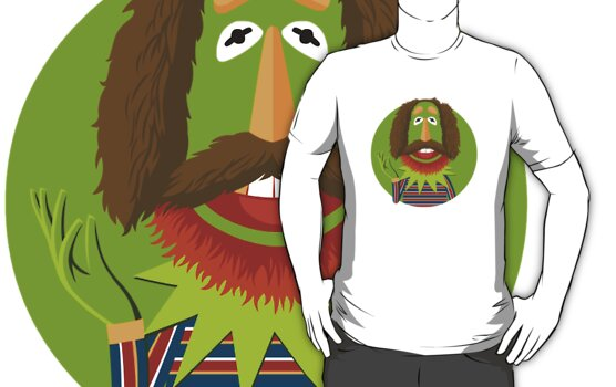 Jim Henson by MrWhaite