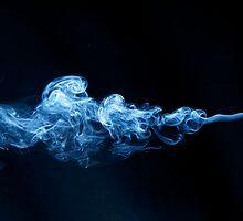 Blue smoke by donnnnnny