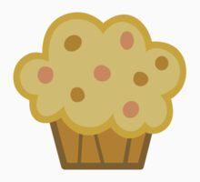 Derpy Muffin Baby Tee