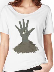 Hand Mines (Doctor Who) Women's Relaxed Fit T-Shirt