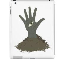 Hand Mines (Doctor Who) iPad Case/Skin