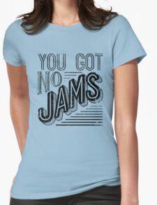 You Got No Jams - BTS Distressed Typography (Black) T-Shirt
