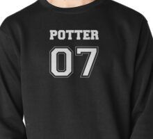 Potter Quidditch Jersey Number Pullover