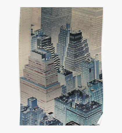 Gotham City Blues 2 Poster